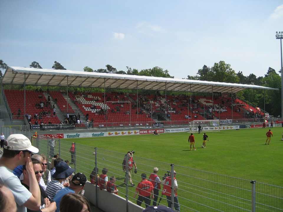 Union Berlin Sandhausen