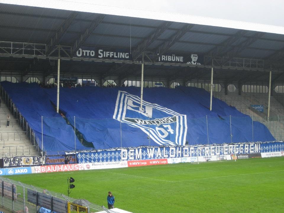 Waldhof Relegation 2021